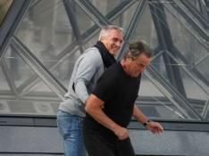 REPORTAGE PHOTOS Les Feux de l'Amour : Quand Victor Newman joue au foot avec David Ginola !