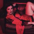 Alessandra Garcia photographiée par Simon Wisbey pour l'Issue 18 du magazine SLiNK.