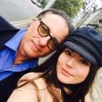 Andy Garcia et sa fille Alessandra. Novembre 2015.
