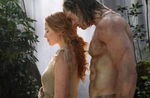 Alexander Skarsgård, un Tarzan sexy : Ses abdos de sortie devant Margot Robbie
