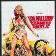 Raquel Welch dans le film Un million d'années avant J-C