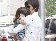 REPORTAGE PHOTOS : Katie Holmes, cache-cache avec sa fille dans New York !