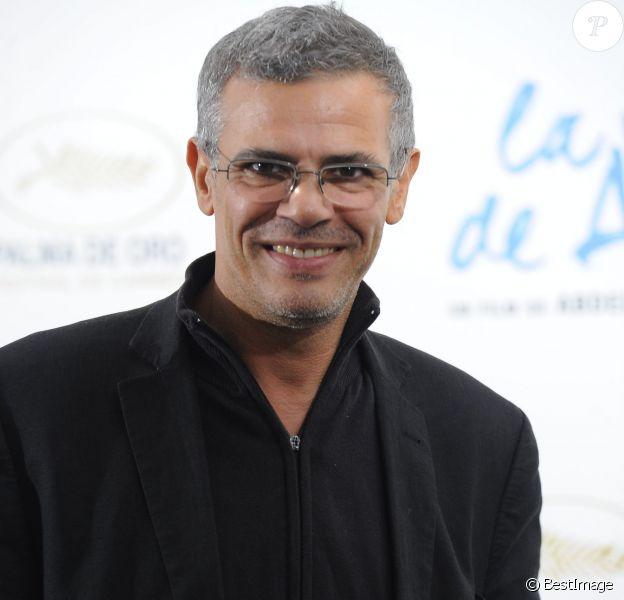Le réalisateur Abdellatif Kechiche à Madrid, le 22 octobre 2013.