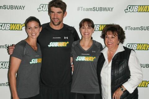 """Michael Phelps et son père : """"J'ai dû supporter de vivre sans..."""""""