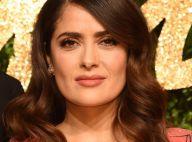 Salma Hayek sans maquillage : Lumineuse du haut de ses 49 ans !