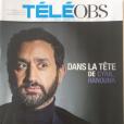Magazine  Télé Obs , numéro du 19 au 25 décembre 2015.