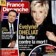 Couverture de France Dimanche, en kiosques le 18 décembre 2015