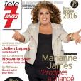 Télé 7 Jours  - édition du lundi 21 décembre 2015.