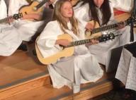 Gwyneth Paltrow : Sa fille Apple, mini-moi de 11 ans, pousse la chansonnette