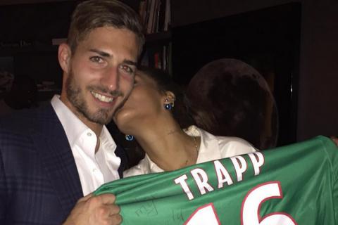 """Kevin Trapp (PSG), in love d'Izabel Goulart : Après Rihanna, il séduit un """"ange"""""""