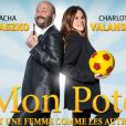 """À partir du 5 janvier 2016, Charlotte Valandrey donnera la réplique à Sacha Judaszko dans """"Mon pote est une femme comme les autres"""", une comédie d'Anthony Michineau au Théâtre Edgar."""