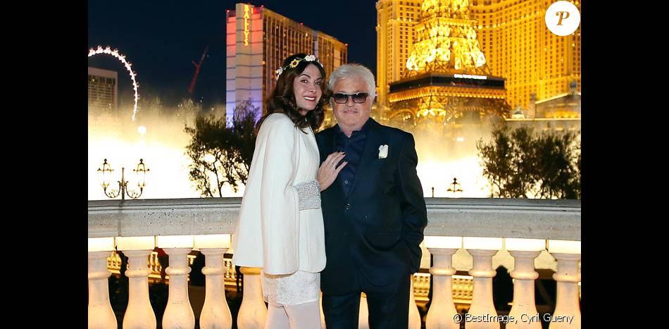 marc cerrone et sa femme jill ont renouvel leurs voeux de mariage las vegas en - Renouvellement Voeux Mariage Las Vegas