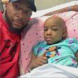 Devon Still et sa petite fille Leah - photo publiée sur le compte Instagram de la star NFL le 2 juin 2015