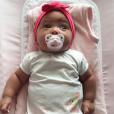 Toto, la fille d'Anthony Martial - 2015