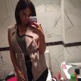 Samantha Martial, la femme d'Anthony Martial, enceinte de leur 2e enfant - 2015