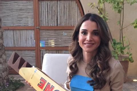 Rania de Jordanie : La reine, gourmande, réalise son rêve d'enfant