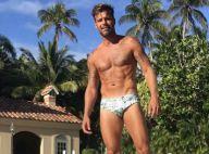 Ricky Martin en slip de bain : Toujours une bombe à 44 ans !