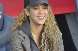 Shakira, maman gaga : La photo de Sasha et Gerard Piqué qui l'a fait