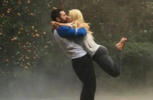 Christina Aguilera : Romantique pour une tendre photo avec son mari