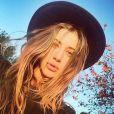 Jessica Serfaty, la nouvelle conquête de Joe Jonas, a publié une photo d'elle sur sa page Instagram au mois de janvier 2016.