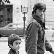 Anthony Delon avec son père quand il était petit : Nostalgie de l'innocence