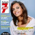 Magazine Télé 7 Jours, en kiosques le 11 janvier 2015.