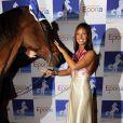 Nathalie Marquay au Festival Epona : princesse ou Barbie ?