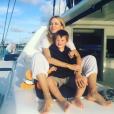 Jewel et son fils Kase, 4 ans, fruit de son mariage passé avec Ty Murray, en 2015. Photo du compte Instagram de Jewel.