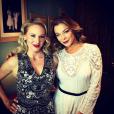 Jewel et Leann Rimes, en 2015. Photo du compte Instagram de Jewel.
