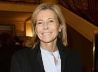 Claire Chazal : Sublime et souriante sur le plateau d'Entrée libre