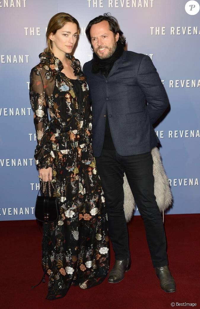 Alexandre de betak et sa femme sofia sanchez barrenechea de betak avant premi re du film the - Alexandre jardin et sa femme ...