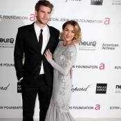 """Miley Cyrus fiancée et """"folle de joie"""" : Elle emménage chez Liam Hemsworth !"""