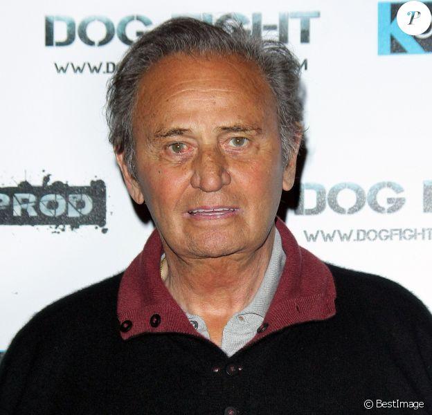 """Roger Hanin - Première du film """"Dogfight"""" à Paris. Le 22 juin 2009."""