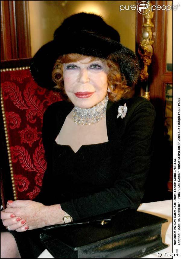 Martha Barrière