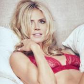 Heidi Klum : Canon et même insolente en lingerie, prête pour la Saint Valentin