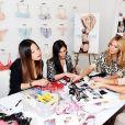 Heidi Klum, photo Instagram pour la promotion de sa marque de lingerie et de maillots de bain Heidi Klum Intimates.