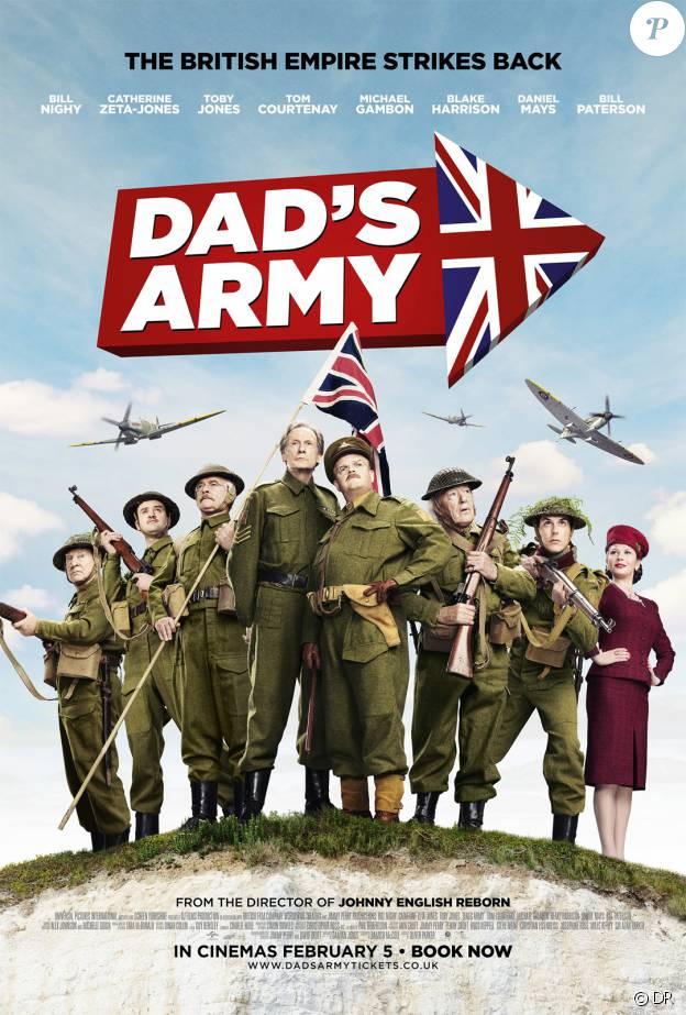 Affiche de Dad's Army.