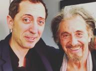 """Gad Elmaleh ému : Son """"rêve américain"""" se poursuit au côté d'Al Pacino..."""