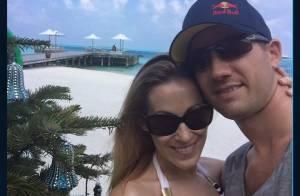 Sébastien Ogier futur papa : Sa belle Andrea enceinte de leur premier enfant