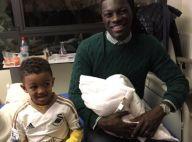 Bafétimbi Gomis papa : Son épouse a donné naissance à une petite Yzatis