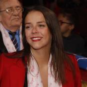 Pauline Ducruet : La jeune femme lance les jeux du cirque avec Albert II, charmé