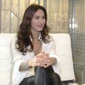 Leila Ben Khalifa : Nouvelle Elle Macpherson à la télé et bientôt avec Arthur