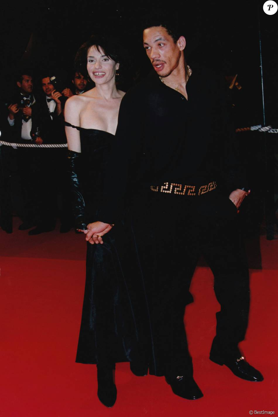B atrice dalle et joeystarr en 2001 purepeople for Beatrice dall joey starr