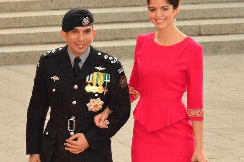 Rashid et Zeina de Jordanie : Parents d'un 2e petit prince