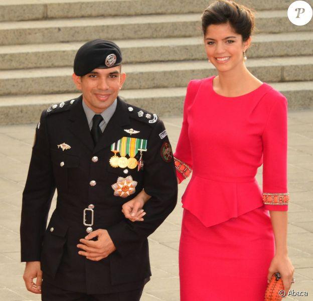 Rashid Et Zeina De Jordanie Parents D Un 2e Petit Prince Purepeople