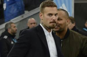 OM-PSG : M. Pokora, supporter déçu devant Charlotte Pirroni et Florian Thauvin