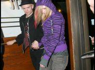 PHOTOS : Avril Lavigne et son mari, leur couple va bien, merci !