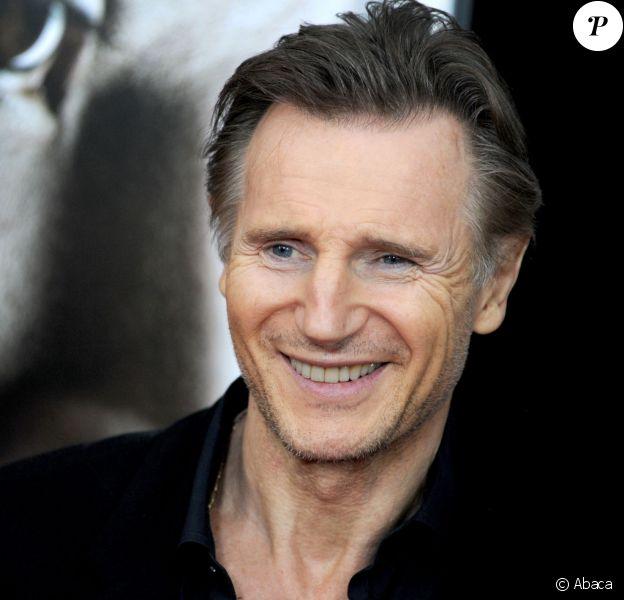 Liam Neeson à New York le 16 décembre 2015.