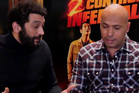 La Tour 2 contrôle infernale : Quand Ramzy pète les plombs en interview...