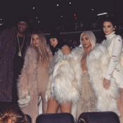 Fashion Week: Les Kardashian, les Hadid... Un public de stars pour Kanye West